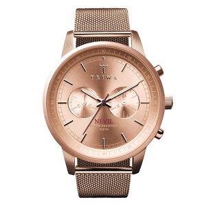 【送料無料】国内正規品TRIWAトリワSTEELNEVILRoseメンズ/レディース腕時計NEST105-ME021414【新品】【RCP】【02P12Oct14】