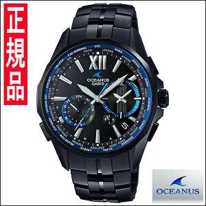 国内正規品【送料無料】カシオOCEANUS(オシアナス)メンズ腕時計OCW-S3400B-1AJF【新品】【RCP】【P16Sep15】【02P23Sep15】
