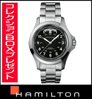 HAMILTON ハミルトンカーキキングオート H64455133 men's watch fs3gm