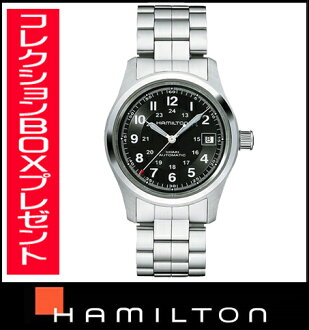 HAMILTON Hamilton khaki series men watch H70455133 fs3gm