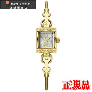 Domestic genuine [No interest rate until 24 payments] HAMILTON Lady Hamilton Vintage Ladies Watch Free Shipping H31231113 [New]