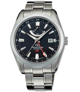 【送料無料】オリエントスターGMT自動巻きメンズ腕時計WZ0061DJ【RCP】【02P19Jun15】