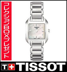 ★コレクションBOXプレゼントTISSOT[ティソ]T-レディT-ウェイブレディース腕時計T02.1.285.74【RCP】【02P06Aug16】