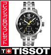【送料無料・あす楽】国内正規品 TISSOT[ティソ]T-Sport PRC200 Chrono メンズ腕時計 T055.417.11.057.00 【RCP】【P08Apr16】