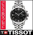 【送料無料】国内正規品 TISSOT[ティソ] T-Sport PRC 200 オートマチッククロノグラフメンズ腕時計 T055.427.11.057.00【RCP】【P08Apr16】
