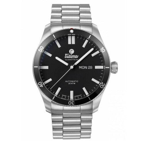 腕時計, メンズ腕時計 BOX or 1031 Tutima Grand Flieger 6101-02