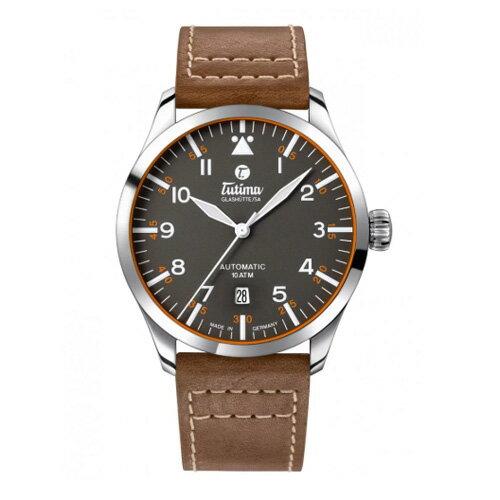 腕時計, メンズ腕時計 BOX or 1031 Tutima Grand Flieger 6105-03