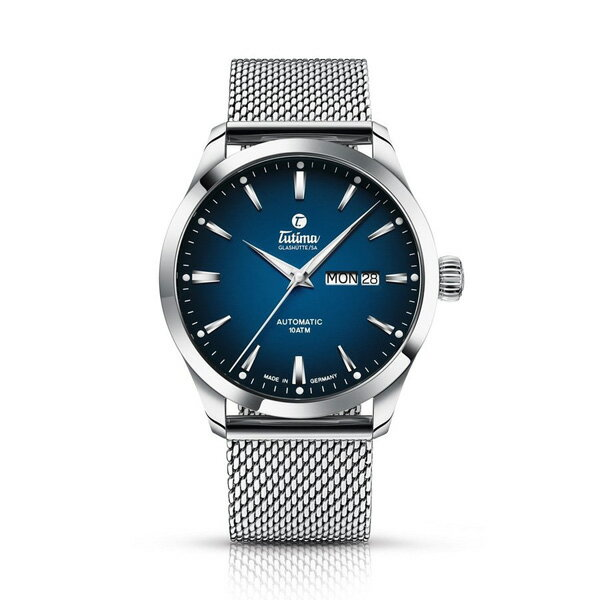 腕時計, メンズ腕時計 BOX or 1031 Tutima Flieger Sky 6105-22