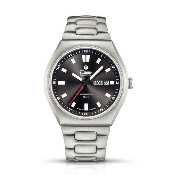 腕時計, メンズ腕時計 BOX or 1031 Tutima Coastline 6150-04