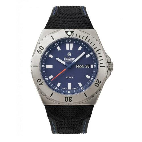腕時計, メンズ腕時計  Tutima M2 Seven Seas 6151-03