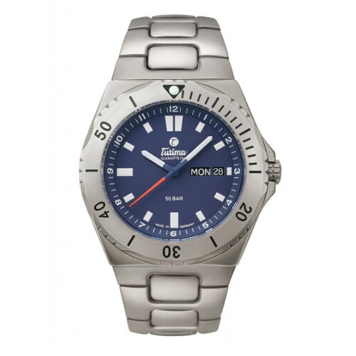 腕時計, メンズ腕時計  Tutima M2 Seven Seas 6151-04
