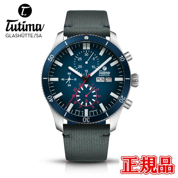 腕時計, メンズ腕時計 192010OFF Tutima 6406-01