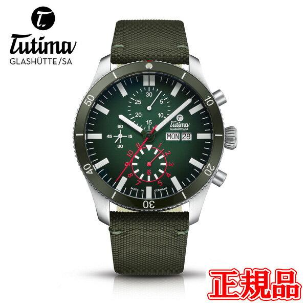 腕時計, メンズ腕時計 192010OFF Tutima 6406-03
