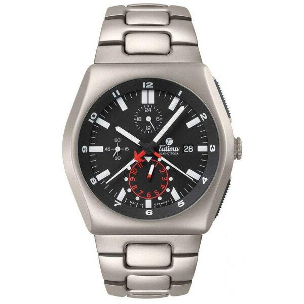 腕時計, メンズ腕時計 630 Tutima M2 6450-03