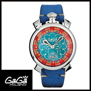 【送料無料】GAGAMILANOガガミラノMANUALE48MMマニュアーレ48mmLASVEGASメンズ腕時計5010.LASVEGAS.02【新品】【RCP】【02P12Oct14】
