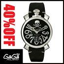 【送料無料】GAGAMILANOガガミラノMANUALE48MMマニュアーレ48mmARTCOLLECTIONメンズ腕時計5010ART.02S【新品】【RCP】【02P12Oct14】