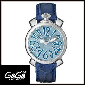 【送料無料】国内正規品GAGAMILANOガガミラノMANUALE40MMステンレスレディース腕時計5020.11【新品】【RCP】【02P12Oct14】