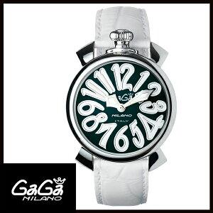 【送料無料】国内正規品GAGAMILANOガガミラノMANUALE40MMステンレスレディース腕時計5020.4【新品】【RCP】【02P12Oct14】