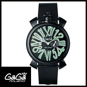 【送料無料】国内正規品GAGAMILANOガガミラノSLIM46MMブラックPVDメンズ腕時計5082.2【新品】【RCP】【02P12Oct14】