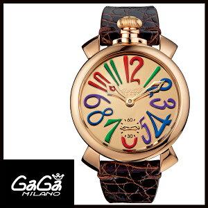 【送料無料】GAGAMILANOガガミラノMANUALE48MMマニュアーレ48mmMIRRORメンズ腕時計5211.MIR.02S【新品】【RCP】【02P12Oct14】