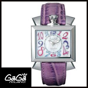 【送料無料】国内正規品GAGAMILANOガガミラノNAPOLEONE40MMステンレスレディース腕時計6030.7【新品】【RCP】【02P12Oct14】