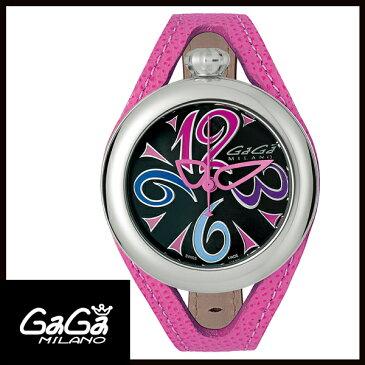 【送料無料】 国内正規品 GAGA MILANO ガガミラノ FLAT 42MM ステンレス レディース腕時計 6070.02【新品】【RCP】【02P12Oct14】
