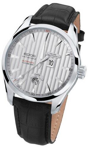 Men's automatic self-winding EPOS passion Heure Sautante 3405SL fs3gm