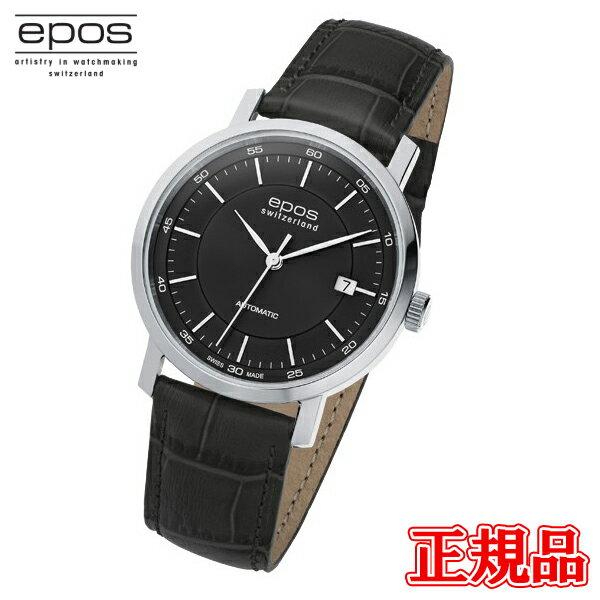腕時計, メンズ腕時計 epos ORIGINALE 3387BK