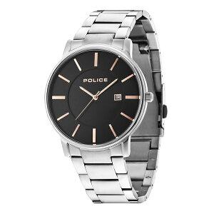 【送料無料】国内正規品POLICE[ポリス]LONDONロンドンメンズ腕時計14496JS-02M【新品】【RCP】【02P03Sep16】