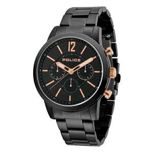 【送料無料】国内正規品POLICE[ポリス]LEGACYレガシーメンズ腕時計14673JSB-02MA【新品】【RCP】【02P03Sep16】