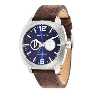 【送料無料】POLICE[ポリス]CONTEXTコンテキストメンズ腕時計14717JS-03【新品】【RCP】【02P03Sep16】