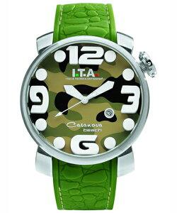 【送料無料】I.T.A[アイティエー]Casanovabeachurbanjungle[カサノバ・ビーチアーバンジャングル]メンズ腕時計Ref.19.01.03【新品】【_包装】【RCP】【02P01Sep13】