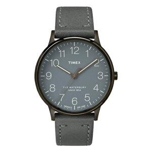 【送料無料】国内正規品TIMEXタイメックスWaterburyClassicウォーターベリークラッシックメンズ腕時計TW2P96000【RCP】【02P01May16】