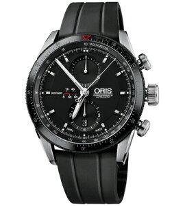 【送料無料SALE】ORIS[オリス]モータースポーツアーティックスGTクロノグラフ自動巻腕時計67476614434R【新品】【_包装】【RCP】【02P23may13】