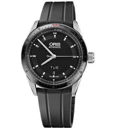 ORIS motor sport antics GT day-date automatic winding watch 735 762 44 34R fs3gm