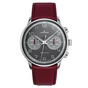 【送料無料】国内正規品ユンハンスMeisterDriverChronoscopeメンズ腕時計027368500【新品】【RCP】【02P03Sep16】