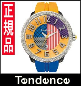【送料無料】TENDENCE[テンデンス]Crazy3H〔クレイジースリーハンズ〕メンズ腕時計TG430064【新品】【RCP】【P08Apr16】