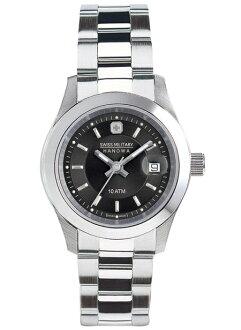 SWISS MILITARY [the Swiss military] ELEGANT PREMIUM [elegant premium] Lady's clock ML308 fs3gm