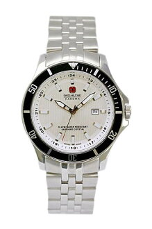319 SWISS MILITARY [the Swiss military] FLAGSHIP [flagship] men clock ML fs3gm