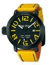 【送料無料】 Angel Clover [ エンジェルクローバー ] メンズ腕時計 レフトクラウン LC45BYE-YE【新品】