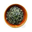 ペパーミントとラベンダーが香る緑茶リーフ100g約50杯分