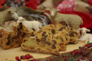 ドイツの伝統的なクリスマスのお菓子『シュトーレン』♪全国どこでも【送料500円】【送料全国一...