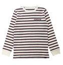 アウトレット価格 Quiksilver クイックシルバー キッズ 袖プリント 長袖 Tシャツ Tシャツ ティーシャツ