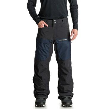 クイックシルバー QUIKSILVER  TR STRETCH PT スキー スノボー ジャケット アウター ウェア ウエア ウィンタースポーツ 【EQYTP03082 KTA0】