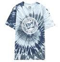 アウトレット価格 DC ディーシー シューズ メンズ ロゴ 半袖 Tシャツ 19 TIEDYE SS Tシャツ ティーシャツ