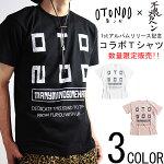 otonoo音ノお不良メルヘンバンドプリントTシャツロック半袖ROCK