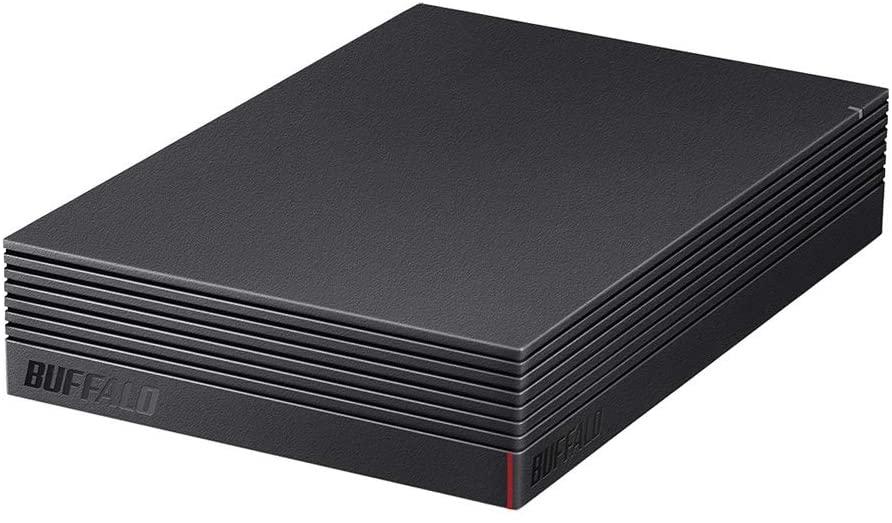 録画・録音用メディア, その他 BUFFALO USB3.1(Gen.1) for AV HDD 4TB HD-LDS4.0U3-BA