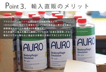 アウロジャパンだけの3つの特長_ポイント3