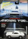 1/64 ジョニーライトニング JOHNNY LIGHTNING MUSCLE CARS USA 2017 Release005A Vanishing Point 1970 Dodge Challenger R/T ダッジ チャレンジャー ミニカー アメ車