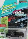 1/64 ジョニーライトニング JOHNNY LIGHTNING MUSCLE CARS USA 2018 1991 GMC Syclone サイクロン ミニカー アメ車